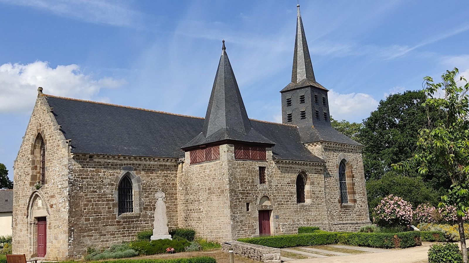 église Cardroc